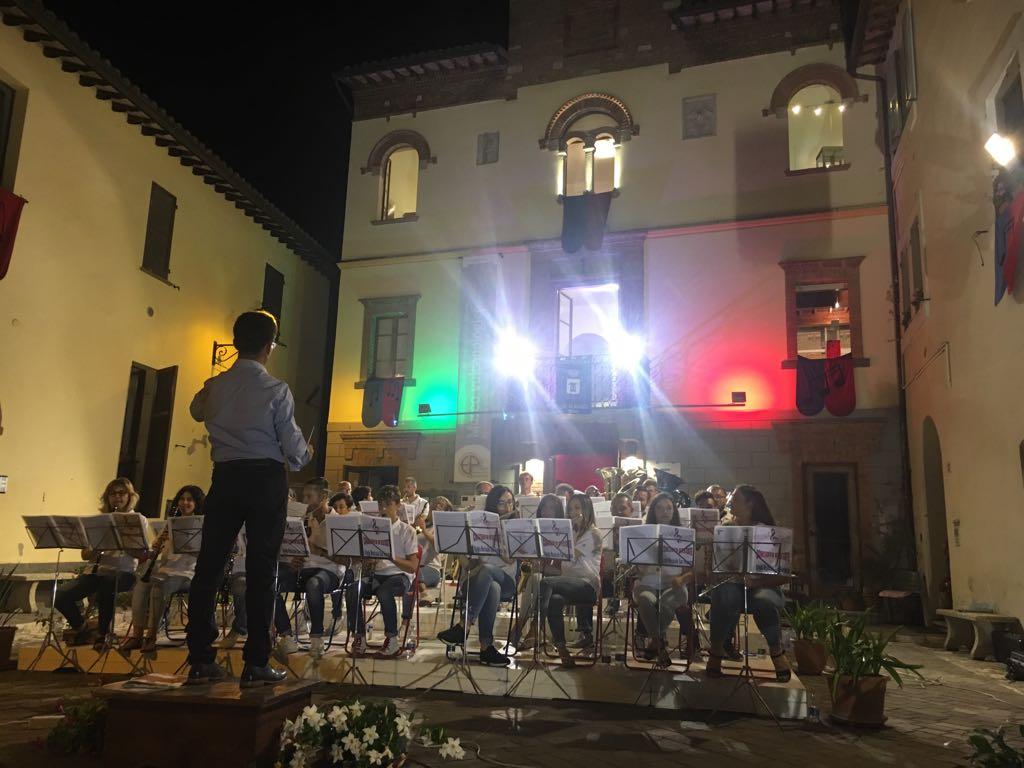 San Venanzo – Concerto Banda Musicale